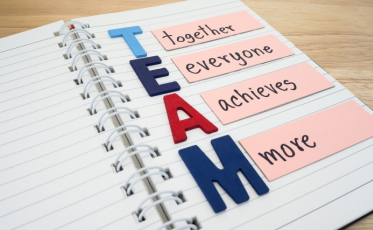 5th Key to Leadership Success: Build the Team